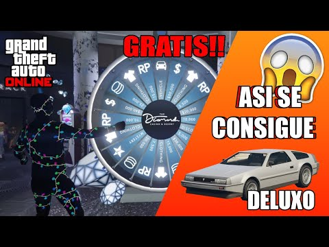 ¡COMO GANAR SIEMPRE En La RULETA! | DELUXO GTA V | ChuyGamer