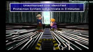 Final Fantasy VII - 075: Cloud n Friends go to Space!