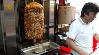 Best doner kebab in London.