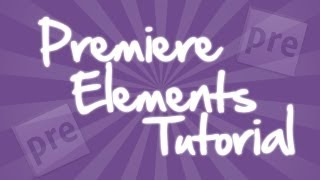 "Adobe Premiere Elements 8 Tutorial - ""Key Frames"""
