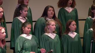 God Rest You Merry Gentlemen (trad., arr. Cox)-- Poway High School Concert Choir
