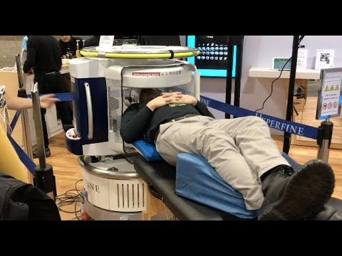 Hyperfine Portable (and Cheap) MRI At ACEP 2019