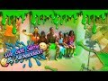 We Got Slime  By Nickelodeon & CAMARI LOST HER CAST OFF HER ARM!