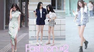 Style Đường Phố Trung Quốc - Gái Xinh Chạy Đầy Đường #2 😍