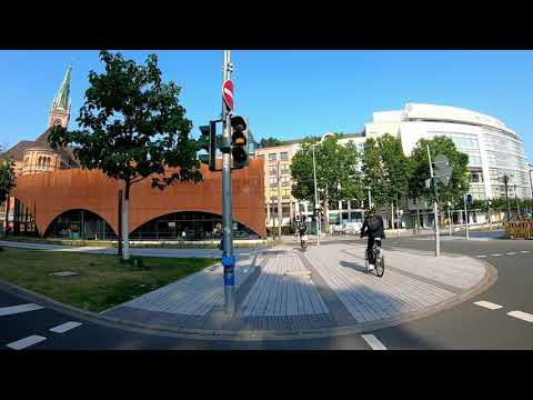 [4k]-walking-düsseldorf-|-central-station---burgplatz-via-königsallee,-carlsplatz,-oldtown