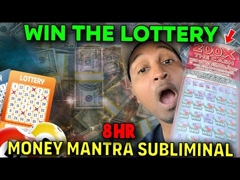 """Download Mark Haughton""""WIN THE LOTTERY """" MONEY MANTRA(100% EFFECTIVE)"""