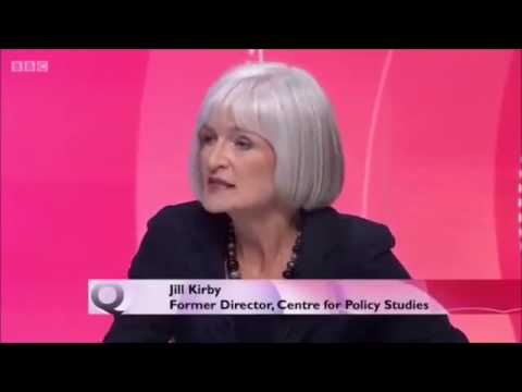 Debate on Immigration EU Referendum BBC Question Time
