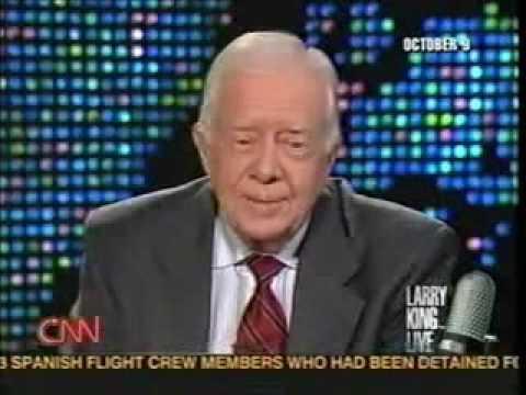 President Carter confirms he saw a UFO.
