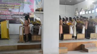 Gong Paskah-srama wpk dan pij from sjc ketapang
