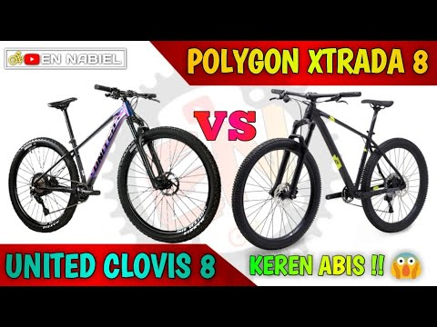 UNITED CLOVIS 8 VS POLYGON XTRADA 8 2020 !! - KEREN ABIS