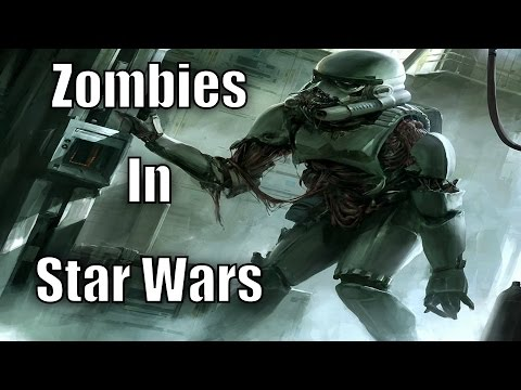 Zombies In Star Wars