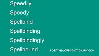 Positive words That Start With s | Positive words starting with s