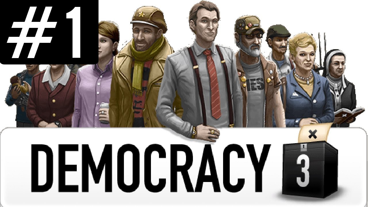 Download Democracy 3 - ep.1 - The American Tyrant