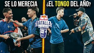 ¿El Mayor TONGO DEL AÑO? / ACZINO VS WOS ANALISIS Redbull Internacional 2019