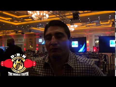 ERIK MORALES THOUGHTS ON PACQUIAO DEFEATING ALGIERI & MAYWEATHER-PACQUIAO