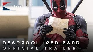 2016 Deadpool  Red Band Official Trailer - HD - Marvel