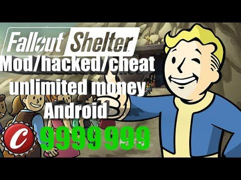 Tutorial Cara Download FALLOUT SHELTER (MOD,Unlimited Money) !!! Version 1.13.12