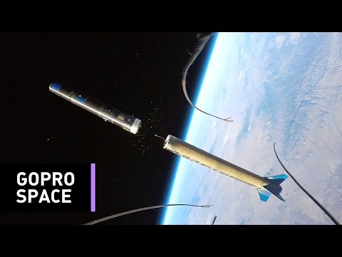 NASA And GoPro Captured This Remarkable Footage Of A Suborbital Rocket Launch