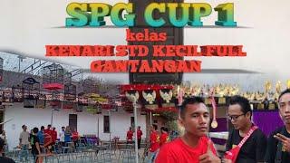 Kenari Std Kecil Full Gantangan di SPG CUP 1 PEMALANG