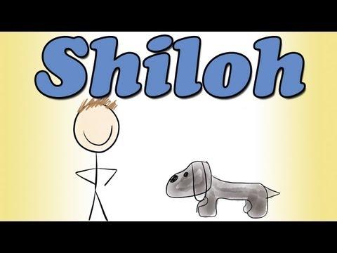Shiloh cereal box book report