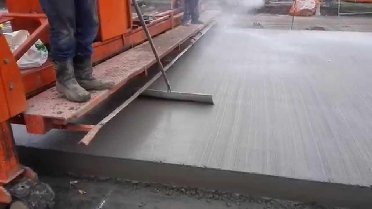 Бороздки на бетоне тяжелый бетон марка