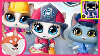 Kitty Meow Meow City Heroes - Game for Girls - Age 2+