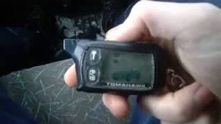 не работает автозапуск на сигнализация tomahawk sl-950