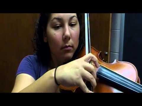 Contredanse Violin II and Viola