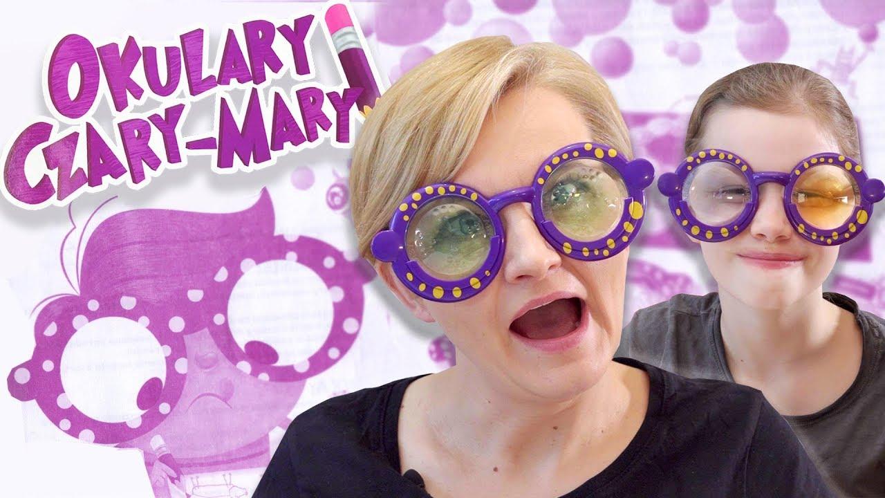 Okulary Czary-Mary, gra rodzinna, Goliath