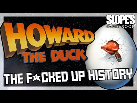Howard The Duck: The F*cked Up History - SGR (feat. Kelsey Lewin)