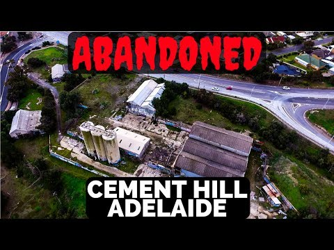 CEMENT HILL ADELAIDE - ABANDONED - URBAN EXPLORATION