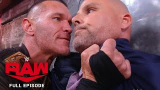 WWE Raw Full Episode, 9 November 2020