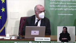Covid, Rezza:
