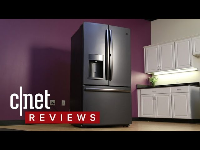 Ge Profile Bottom Freezer Leaking Easy Fix Youtube