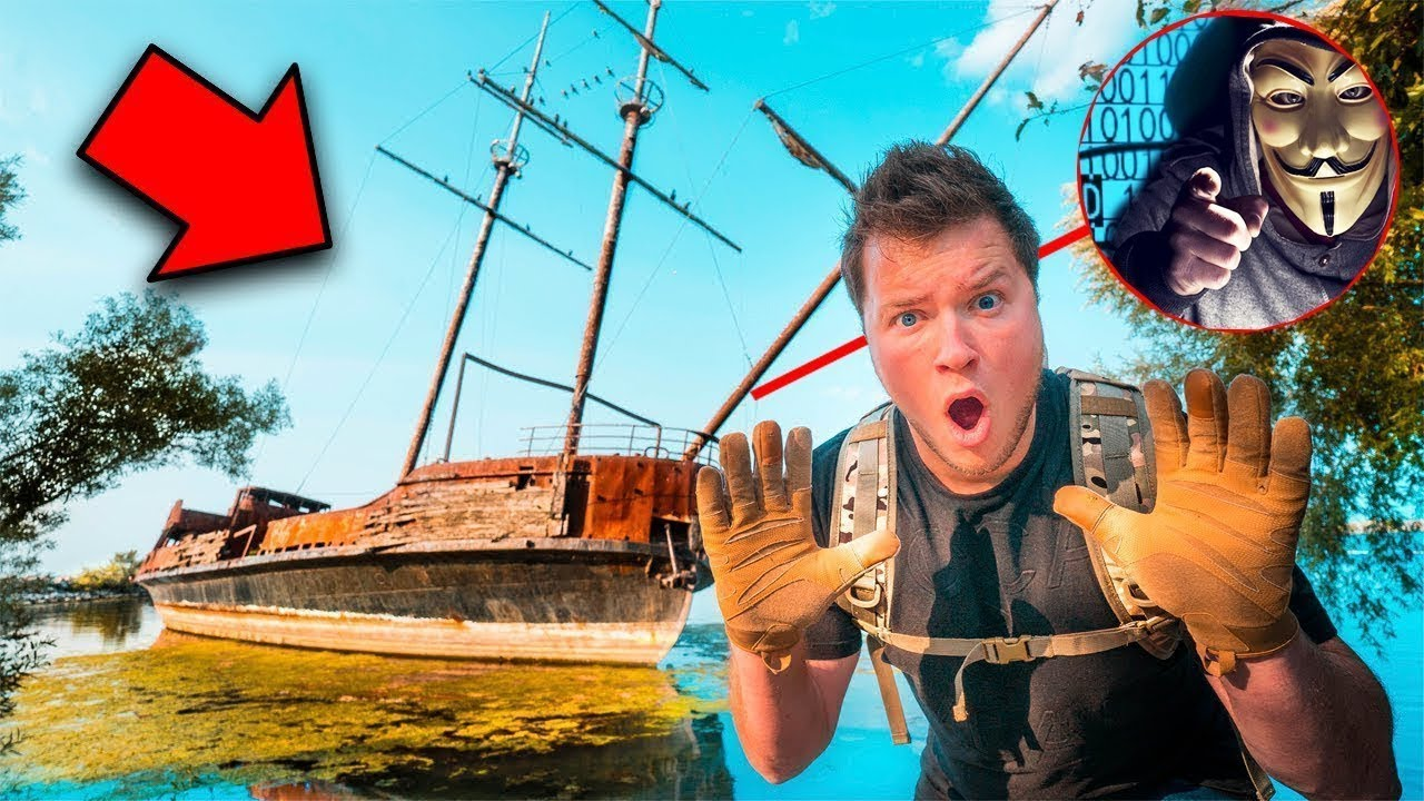 found-abandoned-pirate-shipwreck-exploring-abandoned-ghost-ship-for-the-game-master-challenge