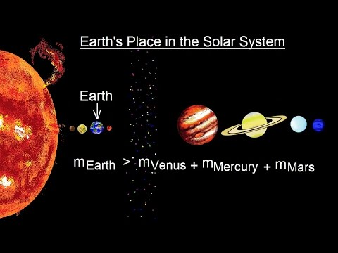Astronomy - Ch. 9: Earth as a Planet (1 of 22) Earth's ...