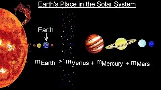Astronomy - Ch. 9: Earth as a Planet (1 of 22) Earth's Place in the Solar System