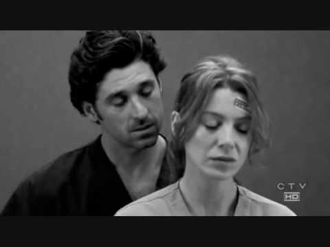 Derek and Meredith - goodbye my lover