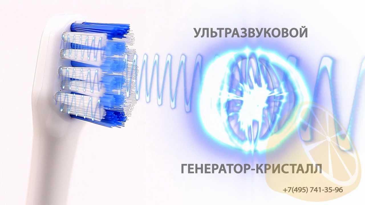 Megasonex ультразвуковая зубная щетка инструкция