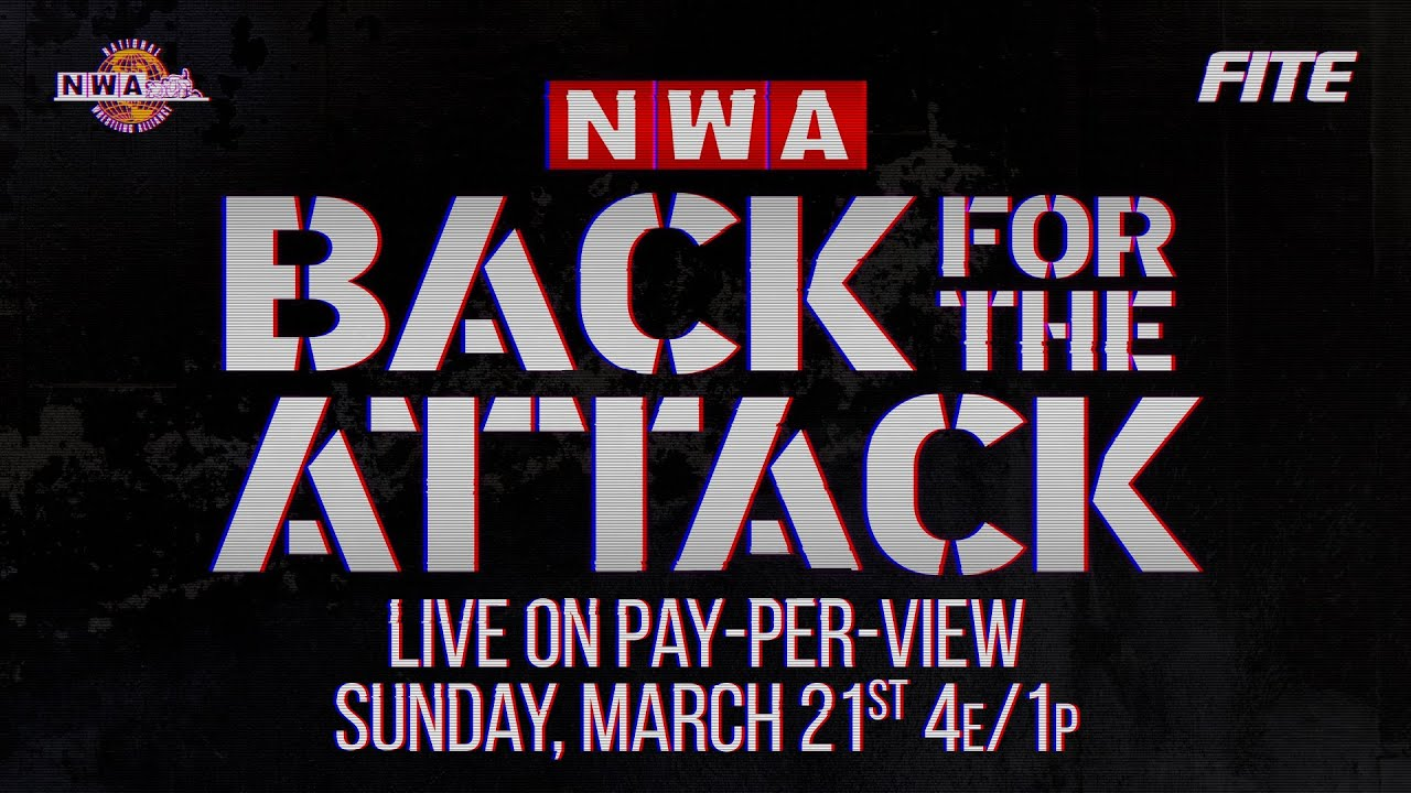 NWA Back For The Attack Results - March 21, 2021