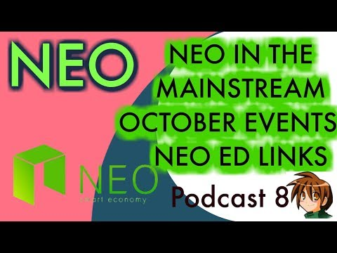 NEO News Neo Events Neo Updates CHINESE MEDIA info Neo - BlockchainBrad