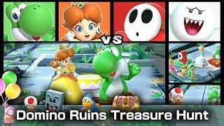 Super Mario Party Yoshi Gameplay #18