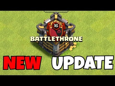Clan war leagues NEW update