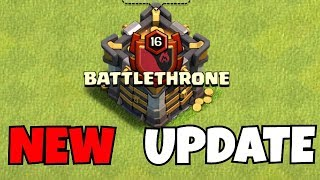 "Clan war leagues NEW update ""Clash Of Clans"" October 2018"