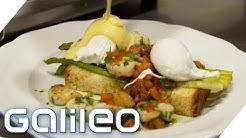 Das 24-Stunden-Frühstücksrestaurant: Hier wird rund um die Uhr gefrühstückt | Galileo | ProSieben