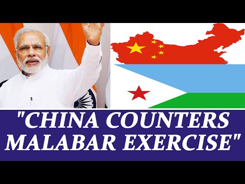 China sets first overseas naval base in Djibouti, India worried | Oneindia News