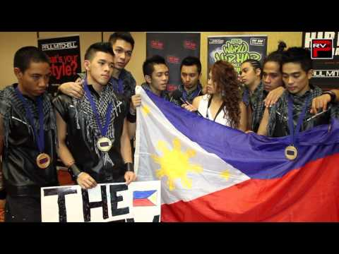 2012 HHI Adult Gold Medal Winner The Crew interview