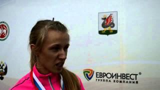 Светлана Рогозина, Чемпионат России 2014