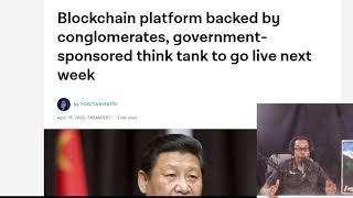 CBNEWS WEEKLY CRYPTO WRAPUP!!!  VeChain,  IOTA, China crypto, US cryptocurrencies Regs,
