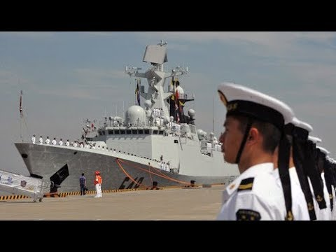 The PLA Navy: Developing Rapidly On Its 70th Anniversary